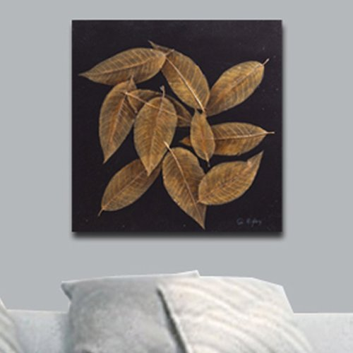 La Kasa, LLC 'Flower and Nature' Painting Print on Canvas