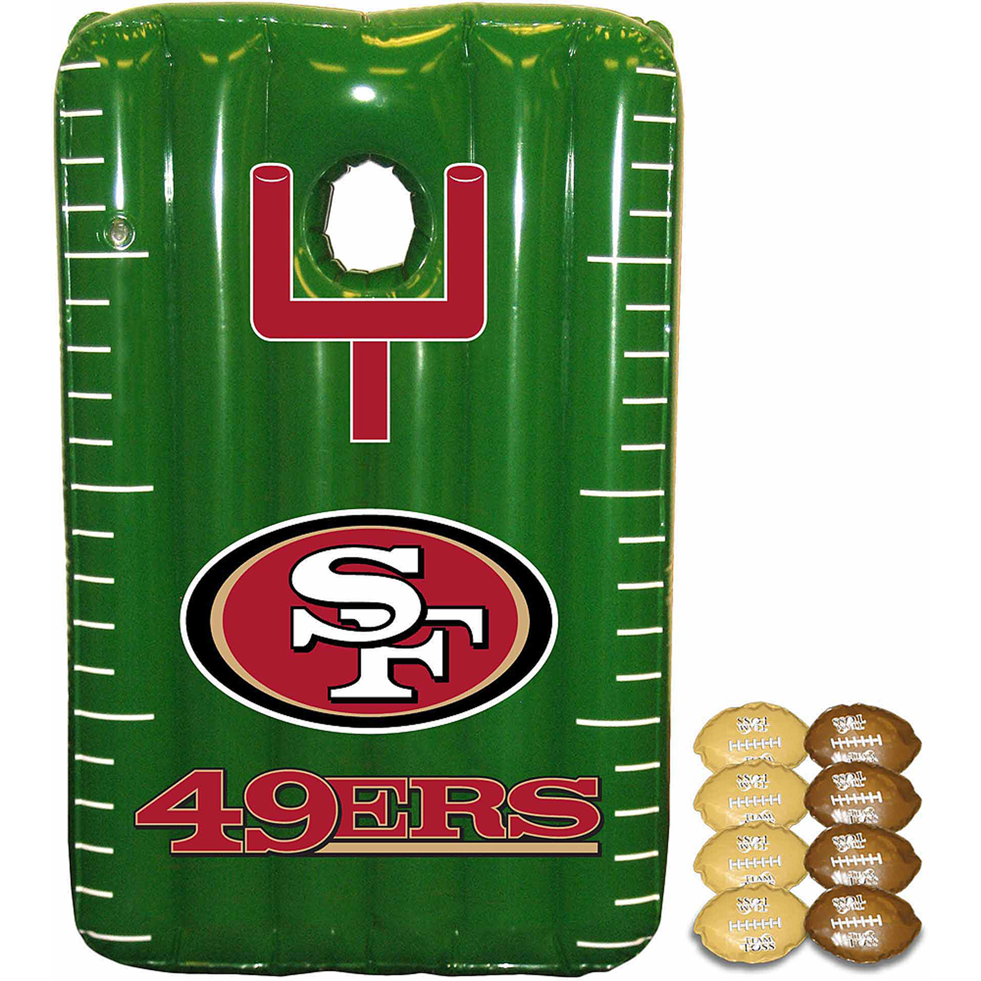 NFL San Francisco 49ers Team Toss