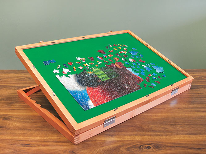 Mary Maxim Puzzle Easel Table by