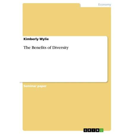 The Benefits of Diversity - eBook