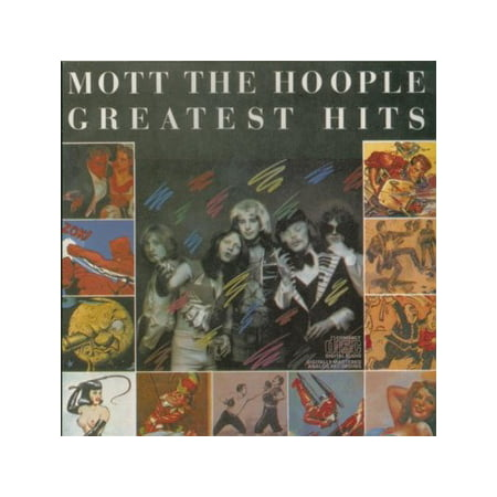 The Best Of Mott The Hoople [Remastered] [Bonus Tracks] (Remaster)