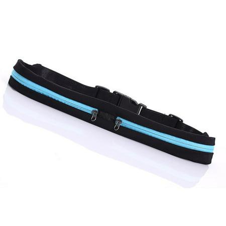 Multifunction Outdoor Sports Waist Bag 6 inch Mobile Phone Holder Bag - image 1 de 7