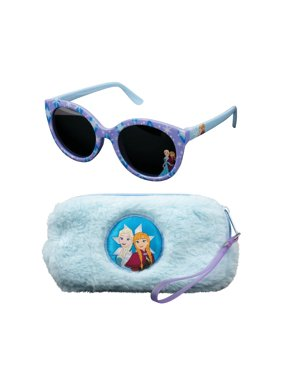 2f013609a704 Product Image Frozen Fuzzy Case and Kid's Sunglasses Set