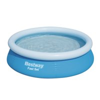 Deals on Bestway 78-inch Inflatable Plastic Family Pool