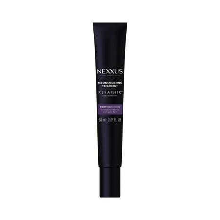 Nexxus Keraphix for Damaged Hair Gel Treatment, 0.67 oz, 2 (Average Cost To Fix Hail Damage On Car)