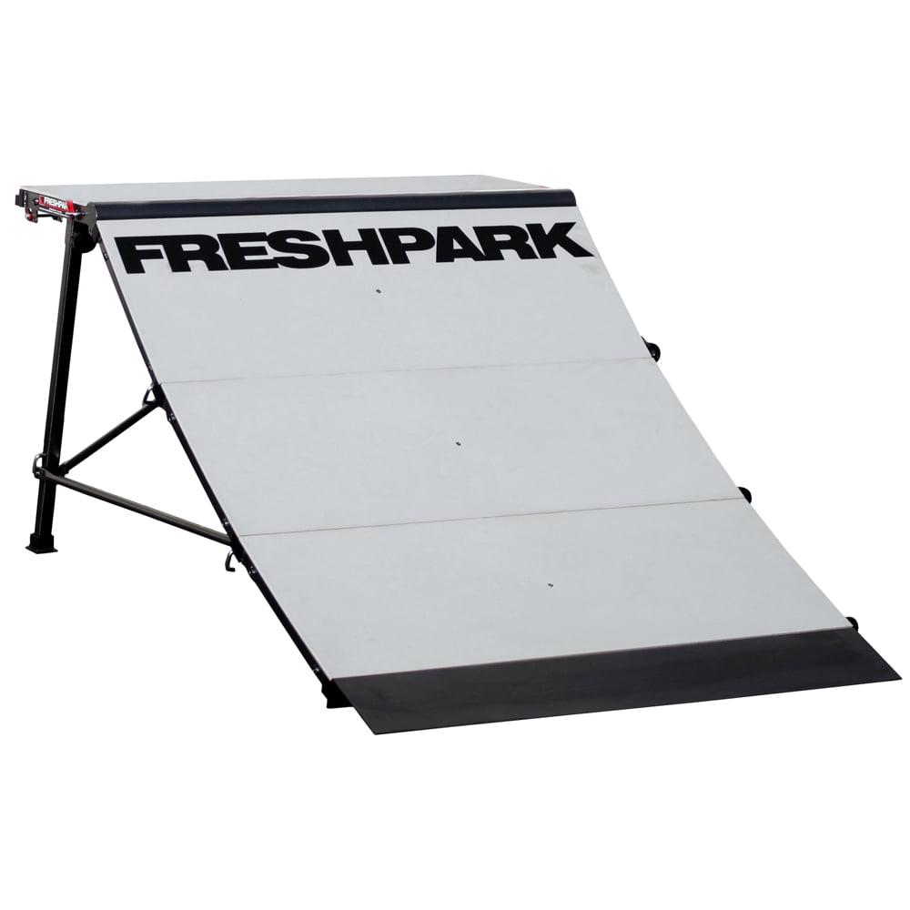 Freshpark 3 ft. Skateboard Quarter Pipe Obstacle