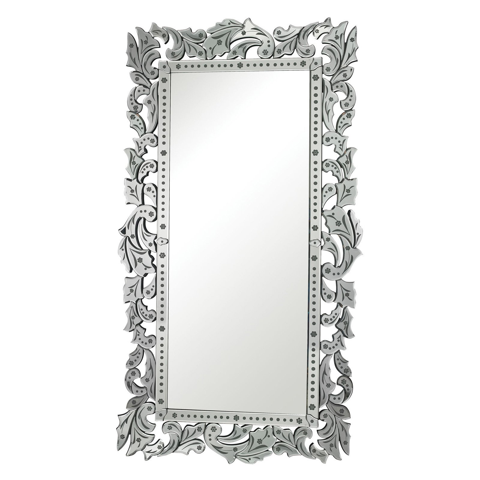 Sterling Reede Venetian Wall Mirror - 40W x 72H in.