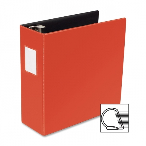 Business Source Slanted D-Ring Binder