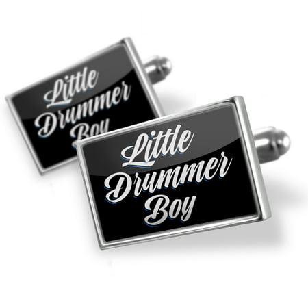 Cufflinks Classic design Little Drummer Boy - - Little Drumer Boy