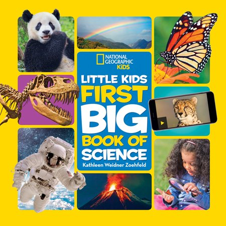 National Geographic Little Kids First Big Book of (Geographic Information Science And Technology Body Of Knowledge)