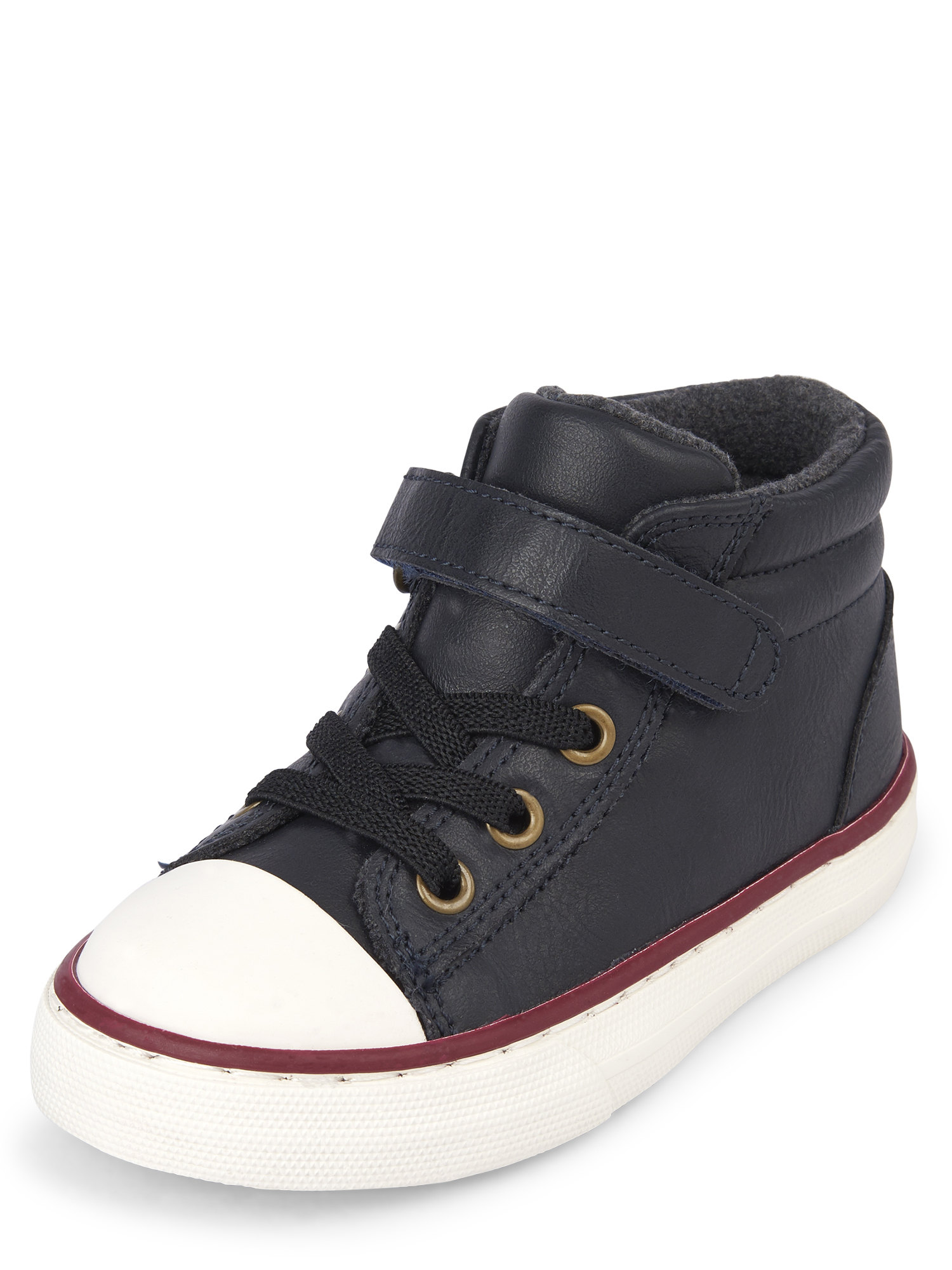 The Children's Place Toddler Boys' Mid Rise Casual Sneaker