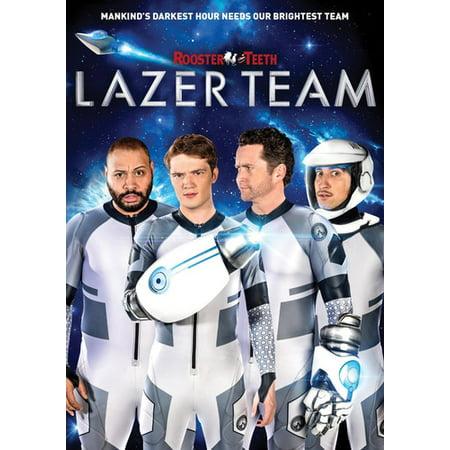 Lazer Team (DVD)
