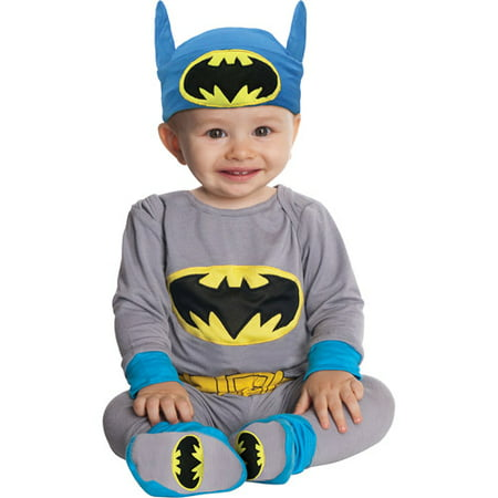 Rubies Batman Infant Halloween Costume
