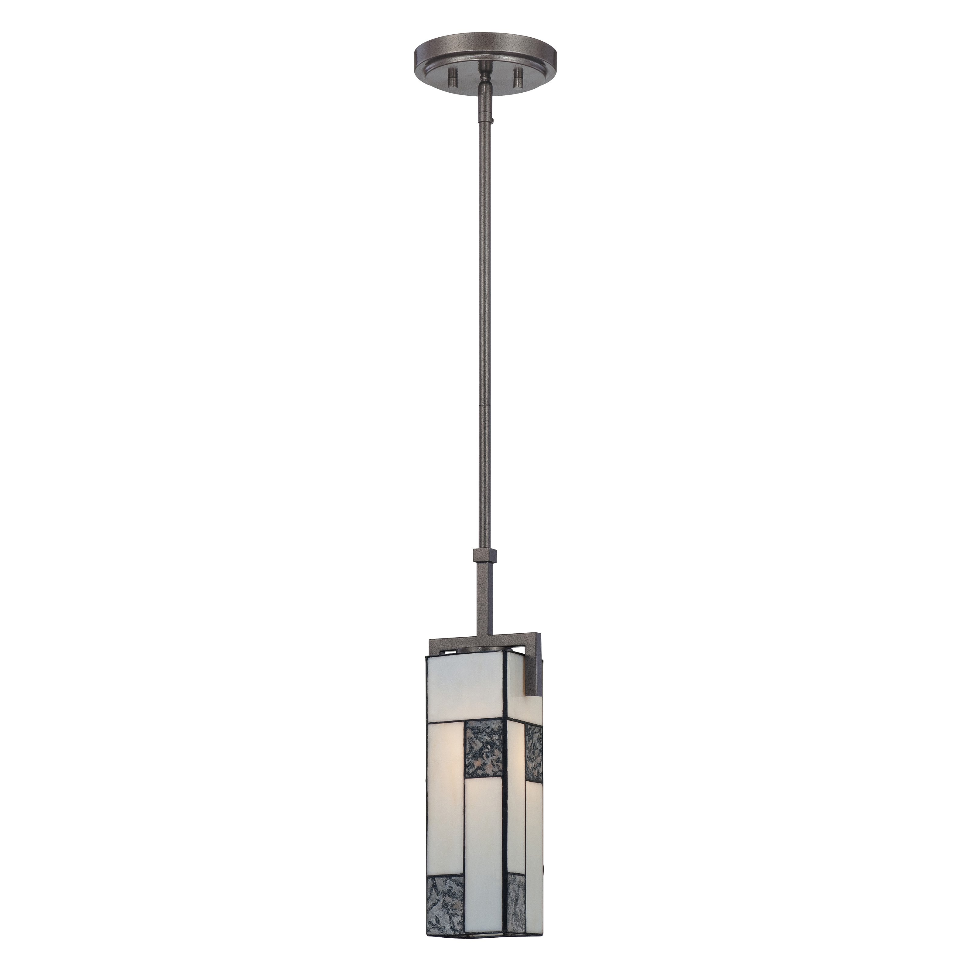 Designers Fountain 84130-CHA Bradley Mini Pendant
