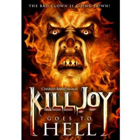 Killjoy Goes to Hell (DVD)