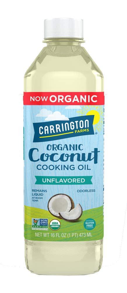 Carrington Farms gluten free, hexane free, NON-GMO, free ...