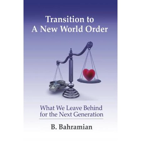Transition to a New World Order - eBook