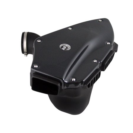 aFe MagnumForce Stage 2 Si Intake System PDS 06-11 BMW 3 Series E9x L6 3.0L - E9x 3 Series