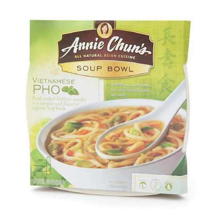 Annie Chun's Vietnamese Pho Soup Bowl, 6 Ounce Units - Walmart.com