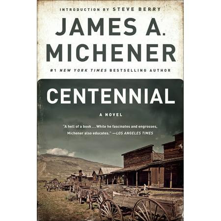 Centennial : A Novel (James Berry)