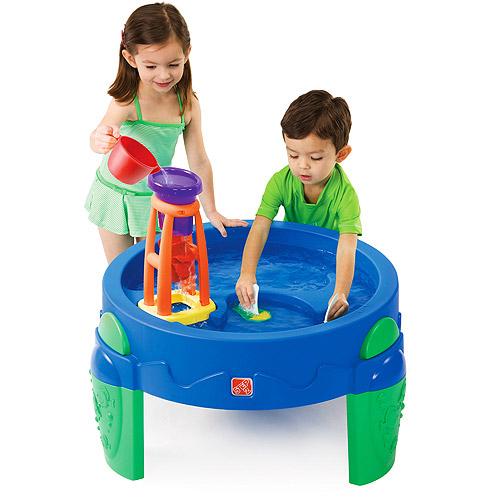 Water Wheel Play Table