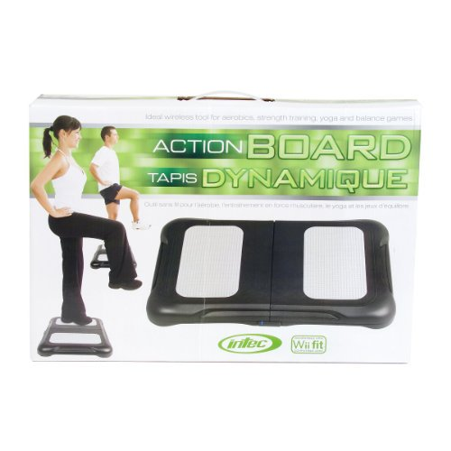 Intec G5755 Action Board For Nintendo Wii Fit Walmart Canada