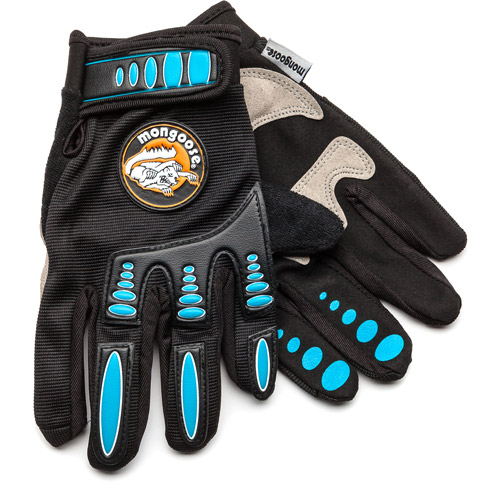 Mongoose S/M Long Finger Gloves
