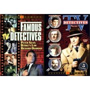Famous TV Detectives Collection (DVD)