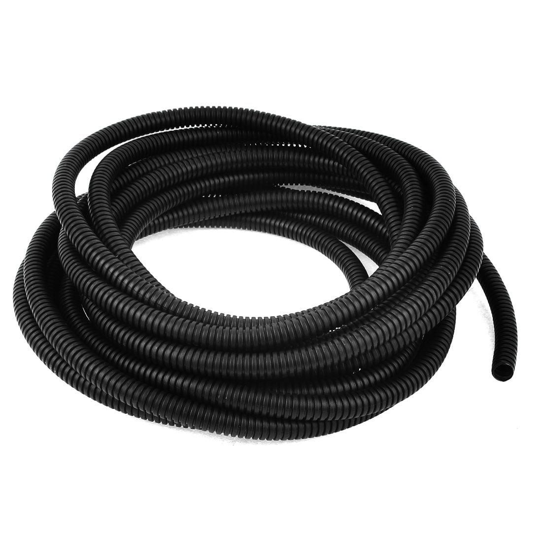 "1/2"" Diameter Flexible Corrugated Conduit Tube Pipe Hose Tubing 8M 26Ft"