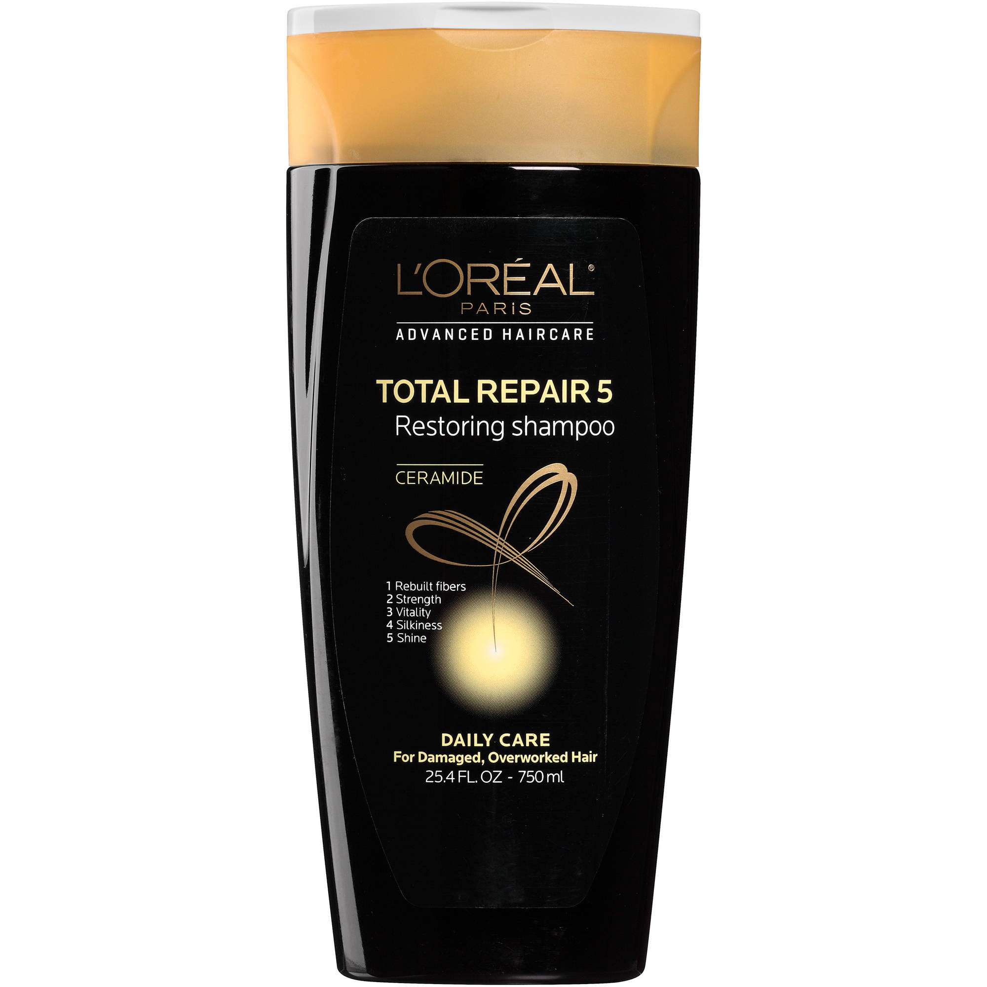 L'Oreal Paris Hair Expert Total Repair 5 Restoring Shampoo 25.4 FL OZ