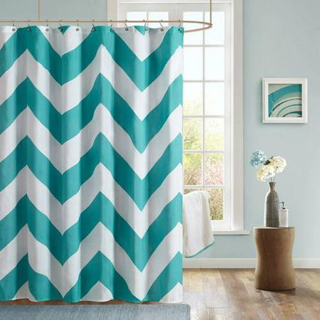 Home Essence Teen Leo Microfiber Printed Shower Curtain - Walmart.com