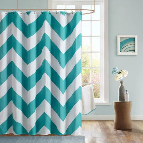 Home Essence Teen Leo Microfiber Printed Shower Curtain