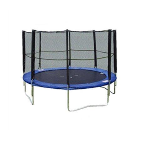 Super Jumper 14 Ft  Trampoline With Enclosure