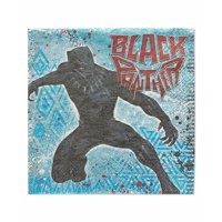 Black Panther Marvel Superhero Avengers Birthday Party Paper Luncheon Napkins