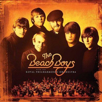 The Beach Boys With The Royal Philharmonic Orchestra (CD)