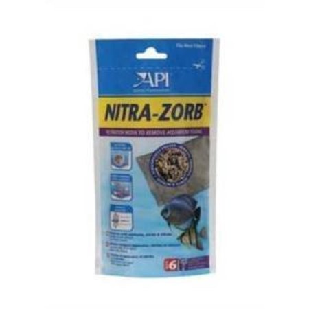 Nitra-Zorb Pouch, 2 Packages - 7.4 Ounce Each Package - Size 6 By