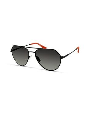 ED by Ellen Square Aviator Sunglasses (S-32)
