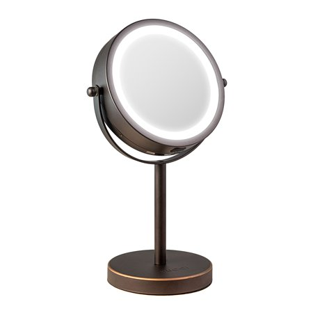 Makeup Vanity Mirror With Lights 5 75 Quot Led Lighted Make