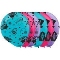 Mad Tea Party Latex Balloons (6ct)