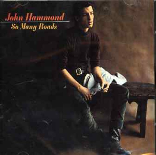 John Hammond - So Many Roads [CD]