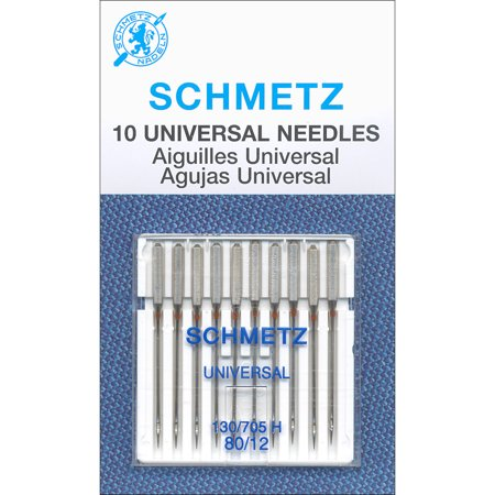 Universal Machine Needles -Size 80/12 10/Pkg