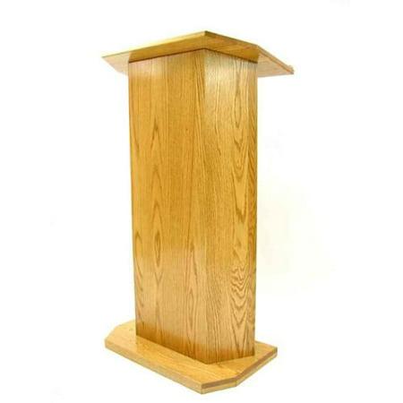 Executive Wood Diplomat Wood Podium  857 Product Photo