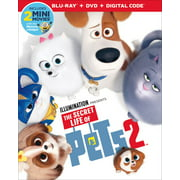 The Secret Life of Pets 2 (Blu-ray + DVD)