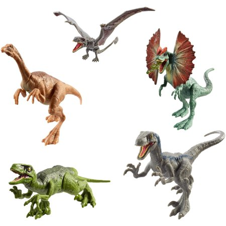 Jurassic World Attack Pack Dino Assortment