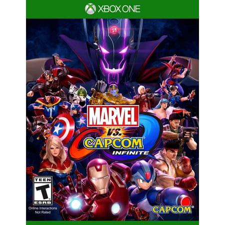 Marvel vs Capcom Infinite Xbox One (Marvel Vs Capcom 2 Ps2)