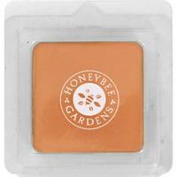 Honeybee Gardens HG0230607 0.26 oz Pressed Mineral Powder Luminous