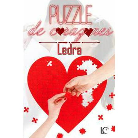 Puzzle de corazones - eBook (Reina De Corazones Disfraz Halloween)