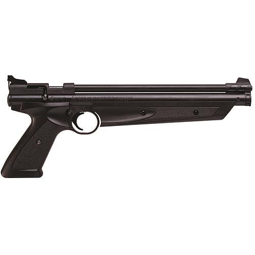 Crosman American Classic .22 Caliber Multi-Pump Air Pistol, Black by Crosman