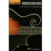 Mandolin Chord Finder (Music Instruction) - eBook