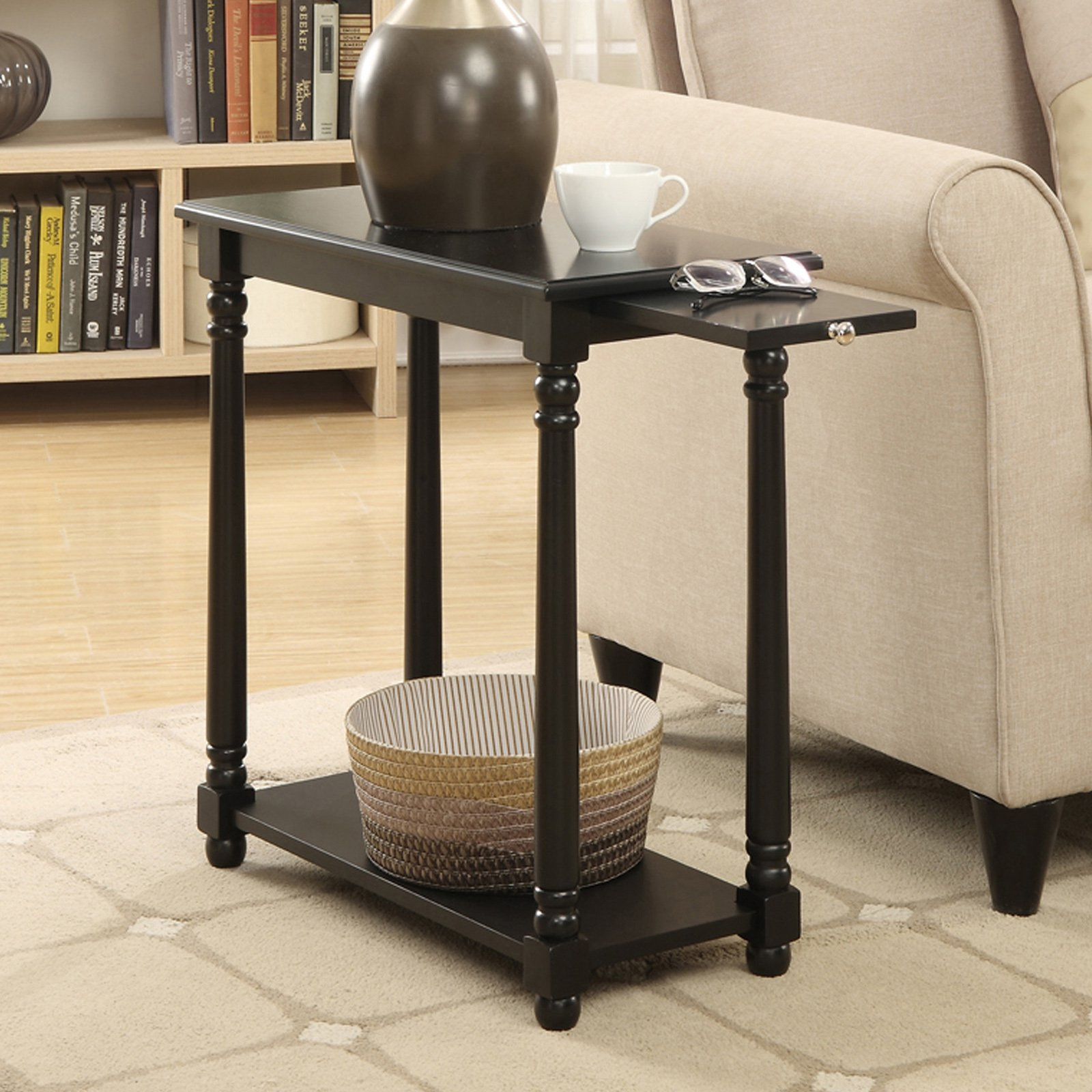 Convenience Concepts French Country Regent End Table, Multiple Colors